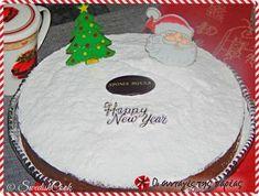 Βασιλόπιτα της Βέφας Αλεξιάδου #sintagespareas Christmas Mix, Christmas Sweets, Christmas Cooking, Christmas Recipes, Greek Desserts, Greek Recipes, Greek Cooking, Cheesecake Cupcakes, Cupcake Cakes