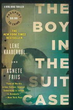 Boy in the Suitcase - Lene Kaaberbol (Denmark)
