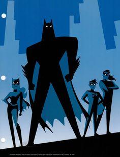 Batman Style Guide
