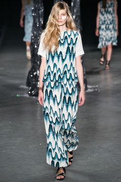 Band of Outsiders Spring 2013 RTW