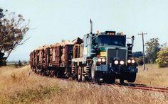 Truck or train