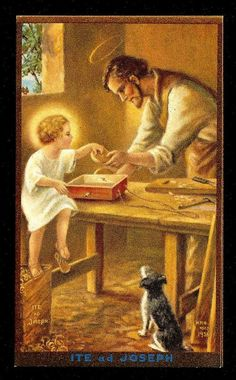 St. Joseph, the Foster Father of Jesus