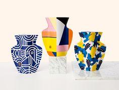 Des cache-pots en papier par Octaevo