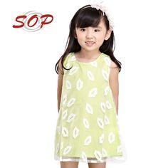 Hot Sale! New Design Kids Summer Frock Design Dresses For Girls Age 12 #dress, #For Kids