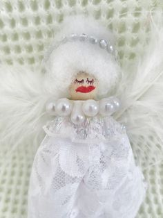 DIY Angel Peg Doll from Paging Fun Mums