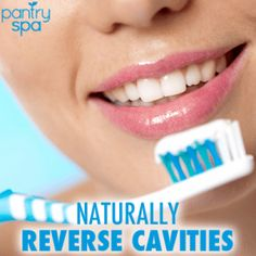 You can reverse cavities naturally with this remineralizing tooth powder recipe. It's safe for adults and kids and removes toxins.