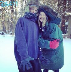 Photo: Bridgit Mendler In The Snow January 2014 Bridgit Mendler, January 6, Disney Stars, Her Brother, Girl Crushes, Rain Jacket, Windbreaker, Winter Jackets, Snow