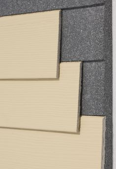 Insulated James Hardie Siding #siding #prefinishedsiding #aciprefinish