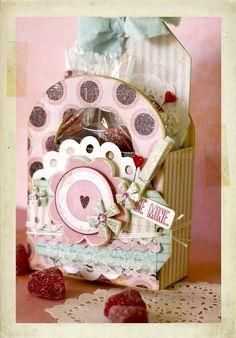 The Scrappy Gourmet Blog: Happy Valentine's Day!