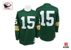 Bart Starr 1969 Green Bay Packers - Mitchell   Ness -- Not a Pack fan 6a1b906ab