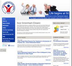 Active Ireland Website