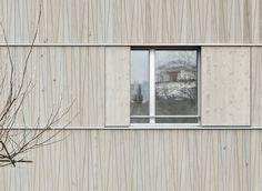 Mirlo Urbano - House in Glattfelden, Bülach 2013. Photos © Damian Poffet.