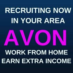 Join my team today!! Work from home. Sell online. Free website. Only $15 to get started. No need to carry inventory. Hassel free!! Love Avon products? Join so that you can get Rep prices/discounts on your favorite products!! Message me or go to www.startavon.com/jessicahayden