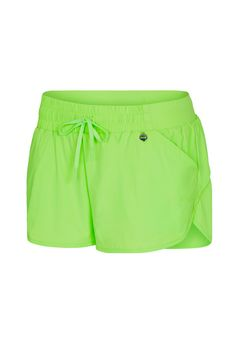 Activity Run Short | Green is such a fresh and vibrant colour amongst all the pink and orange floating around at the gym. A must have! #lornajane #ljfitlist