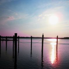 Sunset on the Navesink River. Red Bank NJ. #sunsets #nj #redbank #nj #njshore #whereintheworldisjpkc #photooftheday