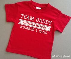 Father Son Matching Shirts,Fathers Day Gift,Sportswear,Team Gift,Best Friend Shirt,Daddy and Son,Gifts for Dad,Daddy and Daughter
