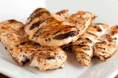 Easy Grilled Honey-Dijon Chicken | The Dr. Oz Show | Follow this Dr. Oz Recipe board Now and Make it later!