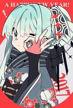あけおめー by Ikenie