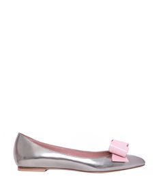 Red Valentino Flats with bow | $394