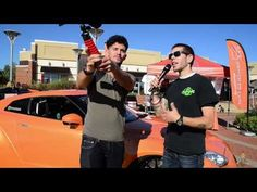 Goodluckstef w/ Enzo ( F - Cancer Event ) http://www.youtube.com/watch?v=0akUcXqV5Os #exoitic #CarsfortheCure #carsandfcancer #fcancer #noregrets #cancer
