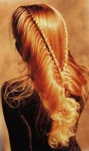 kind of crazy but cool and I will never be able to do this with my hair unless it miraculously grows 3 feet