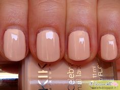 Il Taccuino dell'Elfa: Celebration Nail Lacquer 417 Blush Kiko