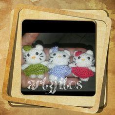 Llaveros kitty