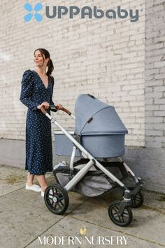 The UPPAbaby VISTA V2 stroller is suitable from birth with the infant SnugSeat and the included bassinet - featuring a full-size reversible toddler seat that has a deeper footrest and a taller seat back than the original VISTA. The best part about the VISTA V2 is the growth opportunities for your family. You won't need any other stroller, as this beauty not only lasts a lifetime, but also can grow with your family using the adaptors! Double Strollers, Baby Strollers, Convertible Stroller, Travel System, Three Kids, Baby Gear, Kids Wear, Bassinet, Baby Car Seats
