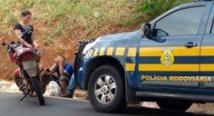 NONATO NOTÍCIAS: CRIANÇA É FLAGRADA PILOTANDO MOTO E LEVANDO MÃE  N...