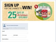 Tanger Outlets 25 Days of Christmas Sweepstakes