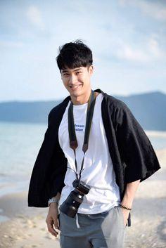 Hot Asian Men, Korean Drama, My Boys, Dark Blue, Thailand, Bomber Jacket, Actors, Dramas, Sexy