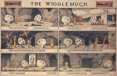 The Wiggle Much - Herbert Crowley