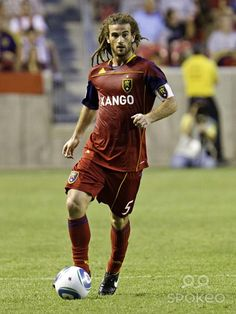 Kyle Beckerman. One of my favorite soccer players:)