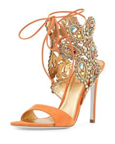 Renee Caovilla-I am obsessed with this shoe.