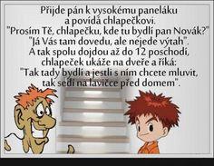 :) | torpeda.cz - vtipné obrázky, vtipy a videa Funny Memes, Jokes, Humor, Lol, Fictional Characters, Random, Cheer, Ha Ha, Funny Humor