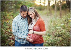 An Exciting Announcement/Maternity Session By Brandy Dawson Photography/Fawn Over Baby