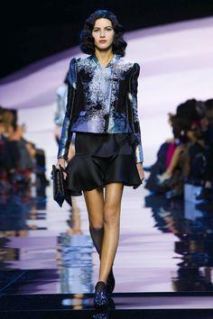 The couture 2016 collection from Giorgio Armani Privé.