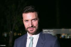 Richard Armitage poses for a portrait at the 41st Annual Saturn Awards show at The Castaway on June 25, 2015 in Burbank, California.  (Photo by Gabriel Olsen/Getty Images)