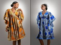 career and life: Kitenge style