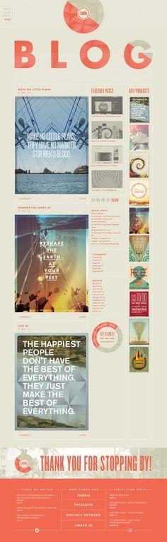Caava Design Website Redesign and Brand