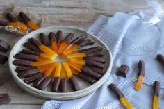 Orange Stick, Light Desserts, Recipies, Candy, Chocolate, Food, Recipes, Sweet, Toffee