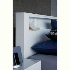 Ledge Bedhead | Domayne Online Store
