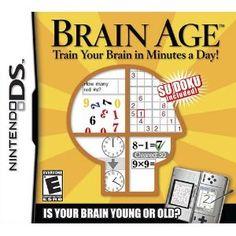 Amazon.com: Brain Age: Train Your Brain in Minutes a Day!: Video Games