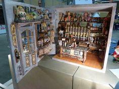 """The Coffe Shop"" d'Iris ARENTZ"