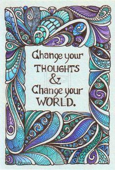#changeisinyourmind