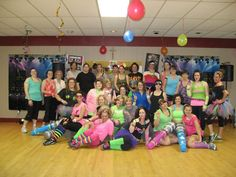 #myzumbaparty Our Zumba® Party for our Zumba® DownerZ!