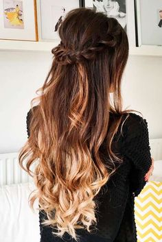 spring haircut trends to try in 2020 spring hairstyles 2018 spring haircut and color ideas for 25 hairstyles for spring … Half Updo Hairstyles, Spring Hairstyles, Short Bob Hairstyles, Cool Haircuts, Hairstyles Haircuts, Pretty Hairstyles, Hairstyle Ideas, Medium Hairstyle, Black Hairstyle