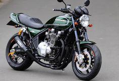 Kawasaki KZ1000 - found on RocketGarage #Kawasaki
