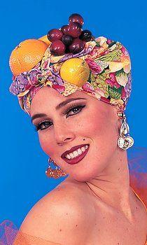 Island Lady Fruit Hat