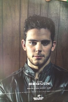 Great Dallas Stars Foundation poster of Tyler Seguin, Dallas Stars.